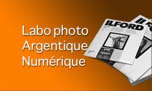 Labo photo Argentique Numérique